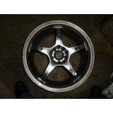 Vendo Rin # 18 De 10 Huecos Para Carro 5 Huecos En Aluminio