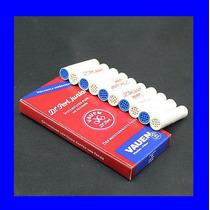 10 Filtros 9 Mm Carbon Activado Para Fumar Tabaco Con Pipa
