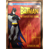 The Batman: Primera Y Segunda Temporadas Completas En Dvd