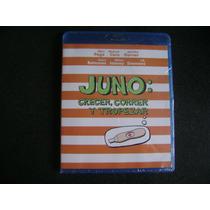 Juno Crecer, Correr Y Tropezar Blu Ray Ellen Page