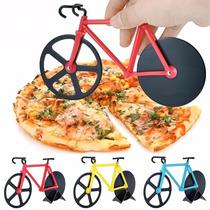 Cortador De Pizzas En Forma De Bicicleta Regalo Original