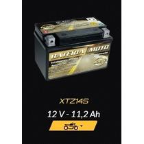 Bateria Moto Route Xtz14s Honda Cb 1300 Super Four