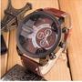 Reloj Weite Original 2 Dial Mineral Bajo Agua 80 Metros