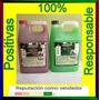 Refrigerante Para Vehiculos 100% Concentrado Rojo Y Verde