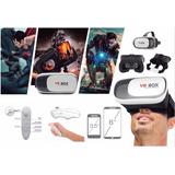 Lentes Realidad Virtual Vr Box 2.0 + Control Bluethoot