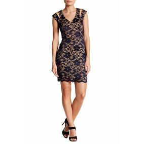 Vestido Importado Abs Collection Lace Bodycon Sheath 12
