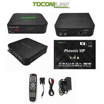 Tocomsat Phoenix Vip Hd Acm Fta Tocomlink Argentina