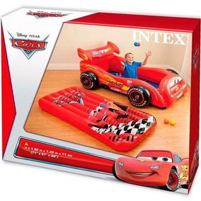 Piscina De Bolinhas Disney Carros Mcqueen Relâmpago Intex