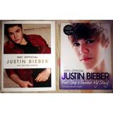 Libros Oficiales Justin Bieber En Inglés Importados