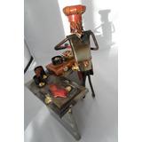 Escultura Artesania Chef Bronce Cobre Hierro Bogota
