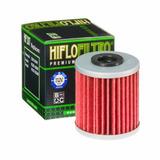Filtro De Aceite Hiflo Hf 207 Suzuki Rm 250 450 Kxf 250 Fas