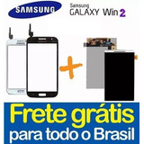 Display +touch Screen Samsung Win 2 G360 Tv Novo +garantia