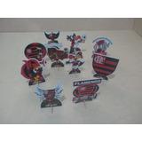 Flamengo Display De Mesa,pers, Infantil,mdf