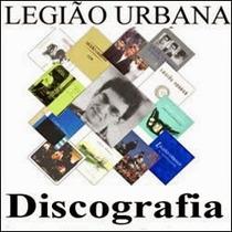 Legião Urbana Discografia Completíssima + Raridades 2016