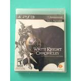 White Knight Chronicles Ps3 Nuevo Sellado