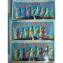 Figuras Gran Parada Muñecos De Plastico No Basa Antiguo Peru