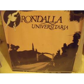 Lp Rondalla Universitaria Narro Uaaan 1er Disco