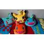 Pokemon Almohadas Cojin Peluche Und Pikachu Bulbasaur Adrijd