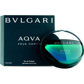 Perfume Bulgari Aqva 100ml - Lacrado / 100% Original