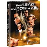 Missão Impossível, 1ª (primeira) Temporada- Lacrada