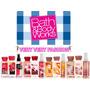 Bath And Body Works Crema, Perfume Mist , Gel De Baño Minis