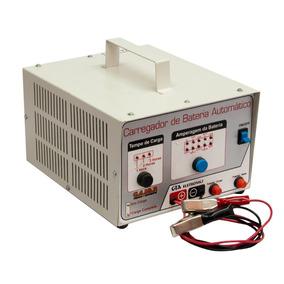 Carregador Baterias Automático Moto - Tecnofusi / Ferpec