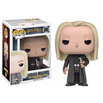Funko Pop Lucius Malfoy - Filme Harry Potter #36