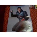 Pocho La Pantera Poster Plastificado Cumbia Bizarra
