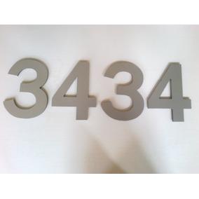 Números De Puerta En Aluminio Para Apartamentos Y Casas