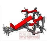 Planos Dibujos De Gimnasio Gym Hammer Press 30 Profesional