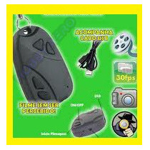 Chaveiro Espião Camera Espiã Video E Fotos A Pronta Entrega