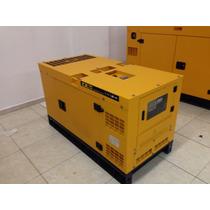 Generador Motor Diesel 10kw 110/220v Silencioso!! Nuevo!!!