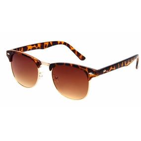 Oculos De Sol Masculino Feminino Unissex R B Club Onça Retrô d2ebe61dde