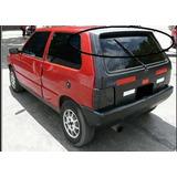Spoilers Fiat Uno Modelo Original Nuevo Con Sus Tornillos