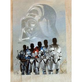 Tarjeta Exclusiva Sdcc 2010 Star Wars 501st Legion