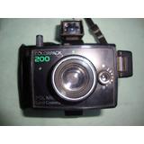 Câmera Fotográfica Polaroid Colorpack 200 .