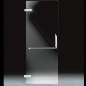 Cancel Puerta (1.00x2.00m) Cristal Templado 10mm