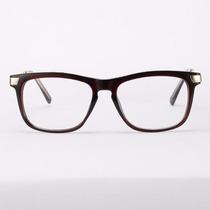 Armação Óculos D Grau Acetato Quadrado Masculino Feminino Ra