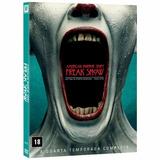 Box American Horror Story 4ª Temporada Original E Lacrado