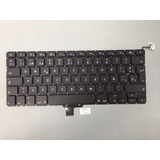 Teclado Apple Macbook Pro13 A1278 2009-2013 Español Original