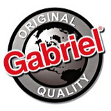 Amortiguador Traseros Fiat Idea 2007-2009 Gabriel Gas