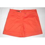 Shorts Casuales En Drill En Tonos De Moda