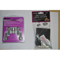 Kit Anti-furto Mcgard P/ Rodas E Estepe - Citroen C3