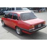 Parrilla Porta Placa Para Chevrolet Chevette Nueva