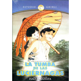 Dvd Tumba De Las Luciernagas ( Hotaru No Haka ) 1988 - Isao
