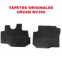 Tapetes Originales Nissan Urvan Nv350 2014-2017