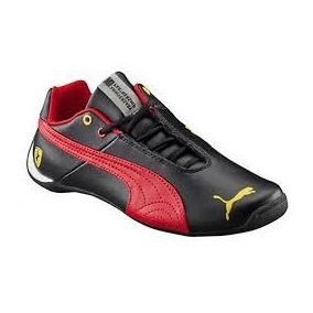 Zapato Puma 358618 05 Ferrari Junior Original