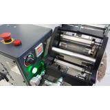 Troqueladora Compacta Rápida - Alta Produção