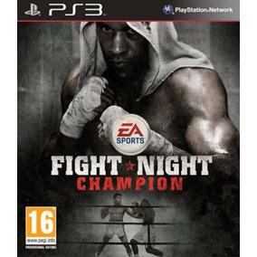 Fight Night Champion Ps3 Digital