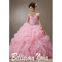 Vestido Modelo Balon 15 Añosl
